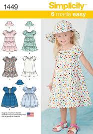 Easy Toddler Dress Pattern