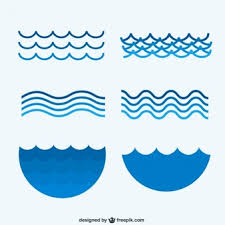 Waves Vectors Photos And Psd Files Free Download