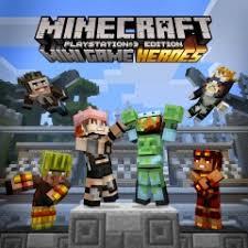 <b>Minecraft</b>: <b>набор</b> скинов «Герои мини-<b>игр</b>» на PS3 ...