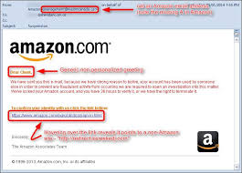 Email Scams Fake Email From Amazon Steals Payment Card Details