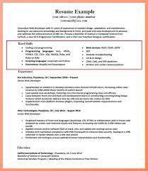 Additional Skills To Mention On Resume Resumewritinglab
