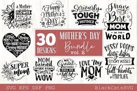 Noun project features the most diverse collection of icons and stock photos ever. Mother S Day Bundle 30 Designs Vol 2 Graphic By Blackcatsmedia Creative Fabrica In 2020 Svg Design Tough Mother Design Bundles