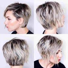 Short Haircuts In The Back Cute Haircuts For Round Faces 217422
