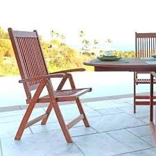 wooden folding lawn chairs eucalyptus folding patio armchair wooden folding patio set
