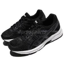 Asics Women S Shoe Size Chart Asics Gel Contend 4 Iv Black Carbon Women Running Shoes