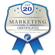The 20 Best Online Digital Marketing Certificates 2017 2018 Best