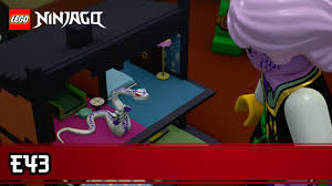 The Greatest Fear of All - S4 E43 | LEGO NINJAGO | Full Episodes - Lou-lou  Toys