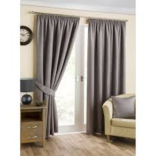 belvedere blackout curtains pewter