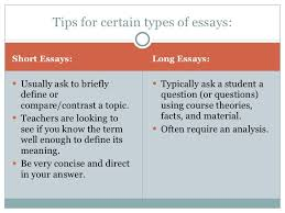 in class essays exams  11