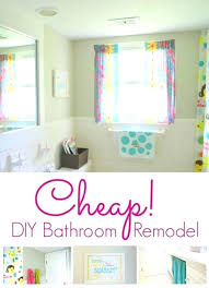 diy bathroom remodel bathroom remodel on a budget average diy bathroom remodel cost