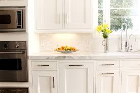 mini marble backsplash view full size gorgeous kitchen design with creamy white