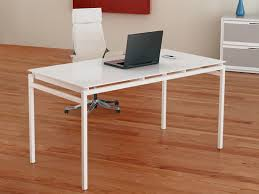 scandinavian designs office furniture. scandinavian designs the nova desk comes with a snowwhite finished metal frame and smooth glass tops office furniture