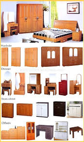 bedroom furniture pieces names bed pieces names types of tables name of things in bathroom bedroom