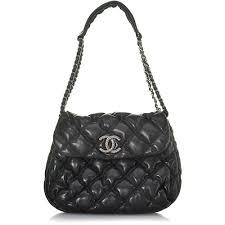 Lambskin Bubble Quilt Flap Shoulder Bag & Chanel Lambskin Bubble Quilt Flap Shoulder Bag Adamdwight.com