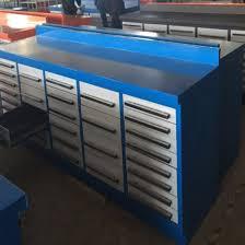 metal work table and countertop metal workbench platform working table