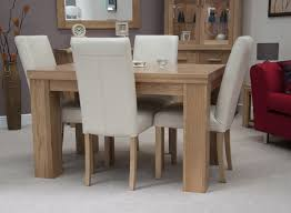 Solid Wood Dining Room Tables Set Of  Flamingo Midcentury Solid - Dining room table solid wood