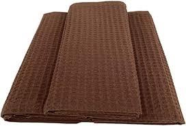 Jeder bodenbelag braucht besondere pflege. 3 X Geschirrtucher Kuchentucher Putztucher Poliertucher 100 Baumwolle Waffelpique Braun Amazon De Drogerie Korperpflege
