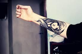 úžasný Tetování Na Předloktí My Free World