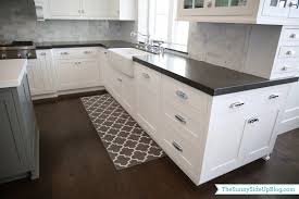 Target Kitchen Island White Priorities And New Kitchen Rugs The Sunny Side Up Blog