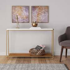 Sayer Coffee Table White Project 62™ Tar