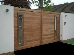 Exterior Gates Designs