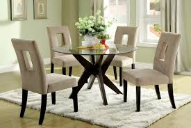 large size of kitchen round glass dining table glass dinette table glass table and chairs