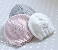 Baby Hat Pattern Extraordinary Ravelry 'Fay' Baby Hat Pattern By Linda Whaley