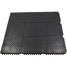 rubber floor mats. Perfect Floor Durable AntiFatigue Interlocking Commercial Solid 37 In X Rubber  Floor Throughout Mats R