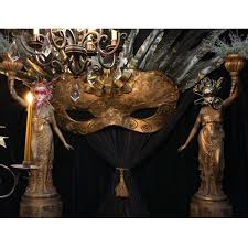 Giant Masquerade Mask Decoration Large Masquerade Mask Sydney Prop Specialists 9