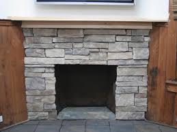 Gray Brick Fireplace Fireplaces Stone Brick And More Hgtv