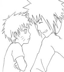 coloring night guy naruto coloring pages