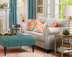 Living Room Chair Cushions 50 Beautiful Living Rooms With Ottoman Coffee Tables
