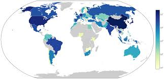 Car Manufacturers Chart List Of Countries By Motor Vehicle Production Wikipedia