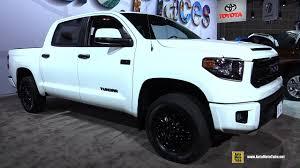 2017 Toyota Tundra TRD Pro - Exterior and Interior Walkaround ...