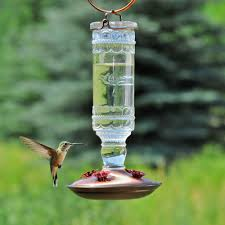 full image for excellent garden treasures hummingbird feeder 26 planter