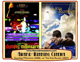 slumdog millionaire vs the kite runner movie slumdog millionaire vs kite runner