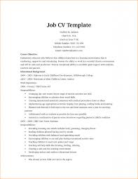 8 C V Format For Job Global Strategic Sourcing