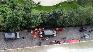 فرنسا - القبض على رجل دهس جنود في كمين واصاب منهم ستة