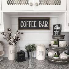 coffee bar. Coffee Bar Ideas - How To Make A At Home