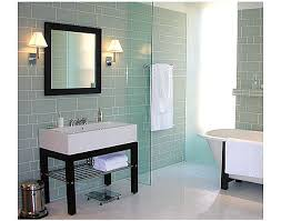 Glass Tile Bathroom Designs Unique Decorating