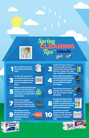 must have items for your annual spring clean ad springclean k c spring cleaning infographic final