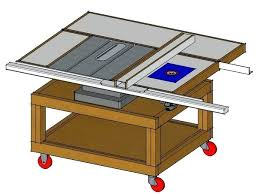 table saw stand. full image for table saw stand diy custom made stands plans