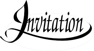 Text Invitations Invitation Free Stock Photo Illustration Of Elegant Invitation