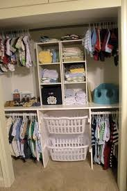 baby boy closet clean out