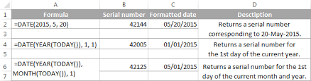 Date and year calculator