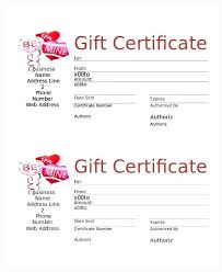 Free Gift Certificate Template Word Publisher Download Birthday ...