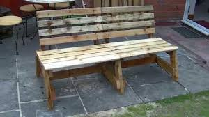 Small Picture Garden bench out of reclaimed wood DIY YouTube