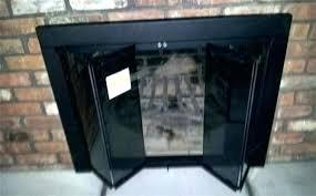 door insert fireplace door decoration fireplace door replacement replacement fireplace doors intended for wonderful modern install fireplace glass doors