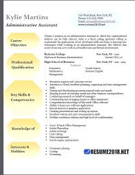 Administrative Resume Examples Administrative Assistant Resume