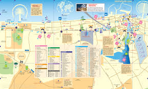 map of dubaï tourist attractions, sightseeing & tourist tour Berlin Sites Map tourist map of dubai attractions, sightseeing, museums, sites, sights, monuments and berlin tourist sites map